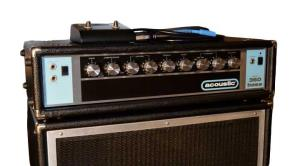 Combination amplifier bass