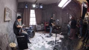Shooting a video clip